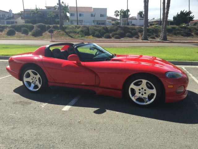 1994 dodge viper good condition well maintained. Black Bedroom Furniture Sets. Home Design Ideas