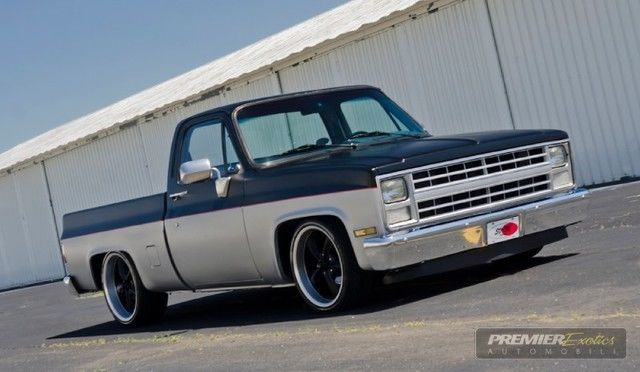 c10 shop truck square body silverado. Black Bedroom Furniture Sets. Home Design Ideas
