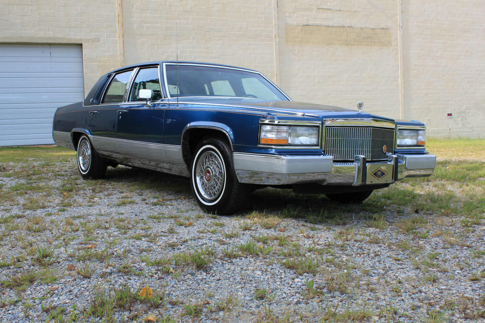 Super Clean 1991 Cadillac Brougham D Elegance Only