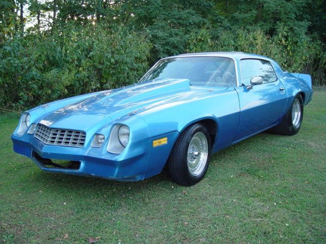 1 no reserve 1980 camaro narrowed pro street drag car. Black Bedroom Furniture Sets. Home Design Ideas