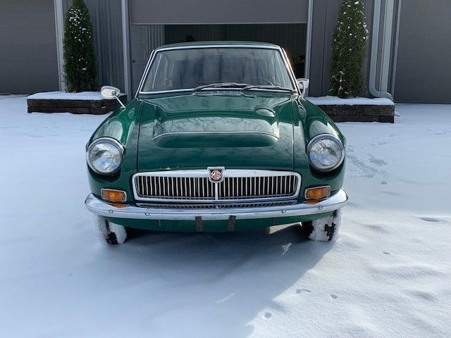 1 owner 1969 MGC GT 16,000 Original Miles