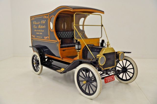 1914 ford model t c cab depot delivery Model a Ford Chassis Dimensions