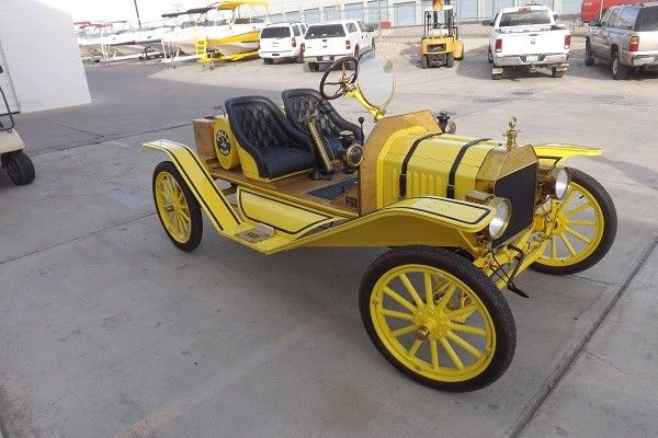 1915 Ford Model T Classic Brass Era Car  Beautiful Miss