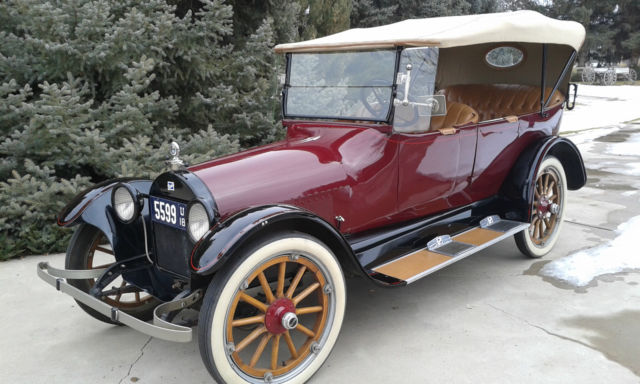 1918 buick e45 touring car excellent condition. Black Bedroom Furniture Sets. Home Design Ideas