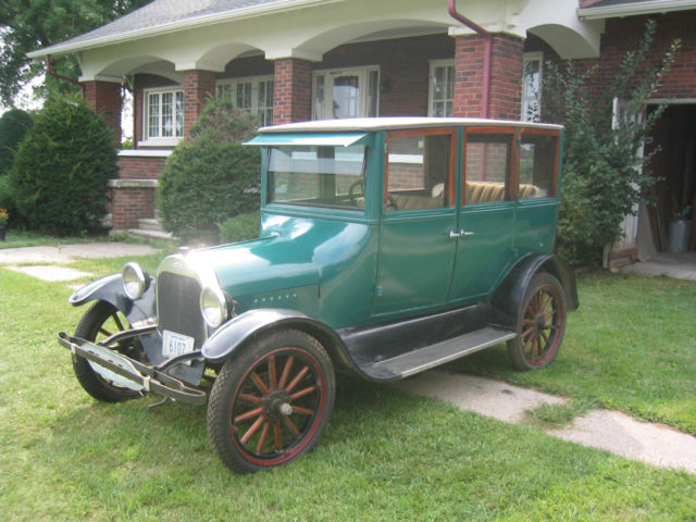 1922 Chevrolet 490 Touring 4 Door Antique Car Nice