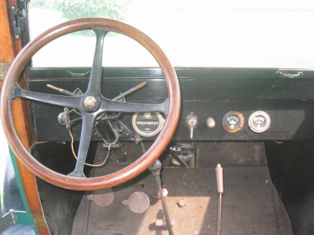 1922 Chevrolet 490 Touring 4 Door Antique Car Nice
