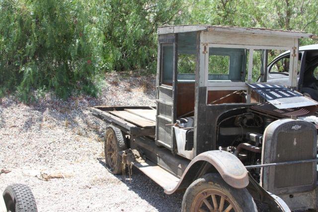1924 Chevrolet Truck
