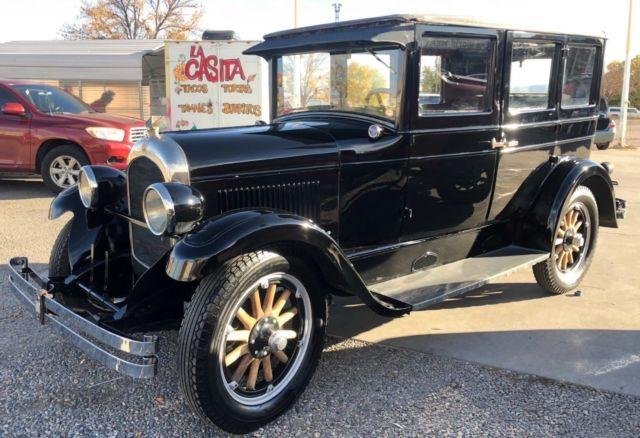1926 Chrysler 60 Barn Find