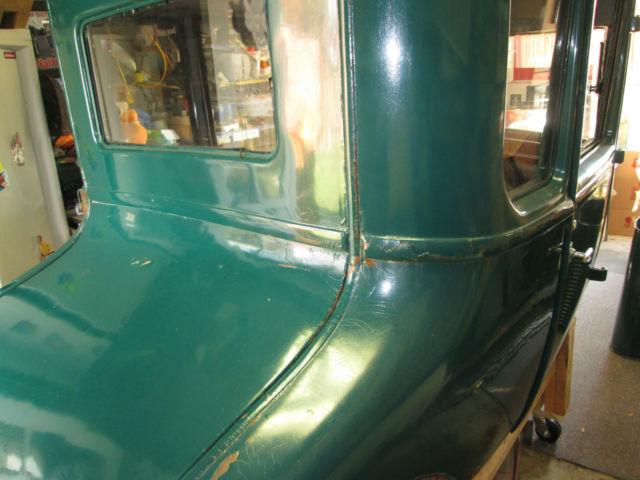 1926 Ford Model T Coupe Body Fendersrunning Boardshood Sides