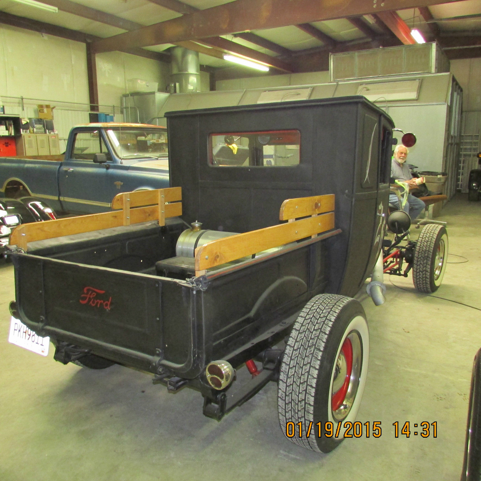 1926 ford model t pickup truck a ratrod 1930 1931 1928 1929 hotrod rat rod for sale in easley. Black Bedroom Furniture Sets. Home Design Ideas