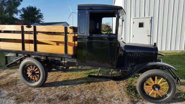 1926 ford model t truck one ton. Black Bedroom Furniture Sets. Home Design Ideas