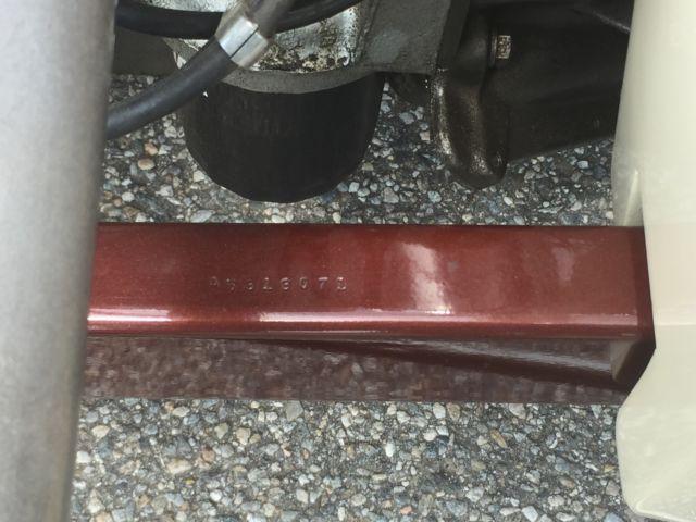 1927 Ford Model T Roadster Custom Rat Rod Matching Vin Steel Frame