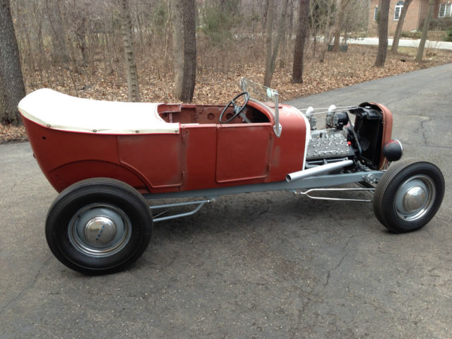 Ford Model T Touring Traditional Hot Rod The T Tub Ba Flathead