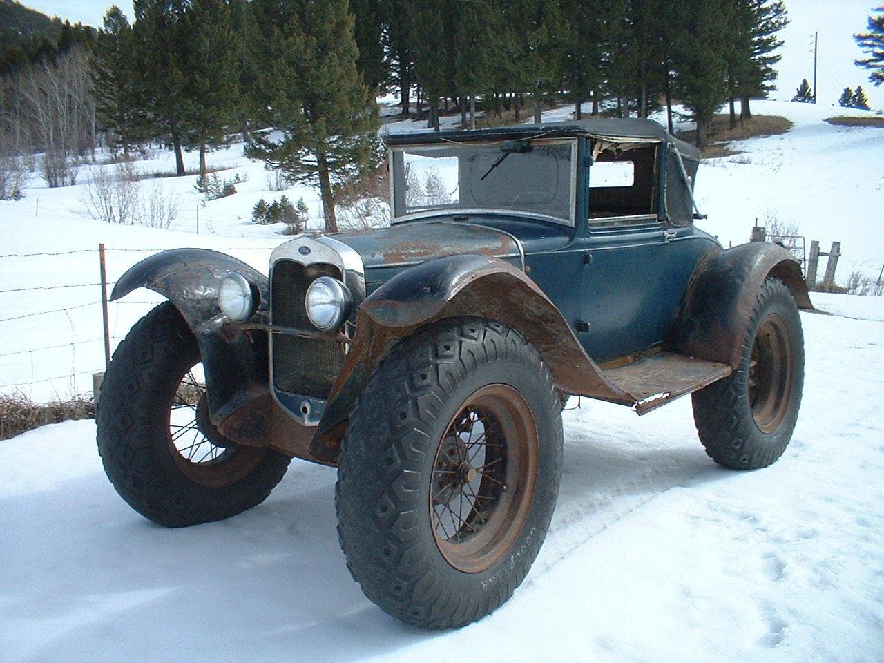 1928 1929 1931 Roadster 1932 Phaeton 1933 Tudor 1934 Fordor 1935 ...