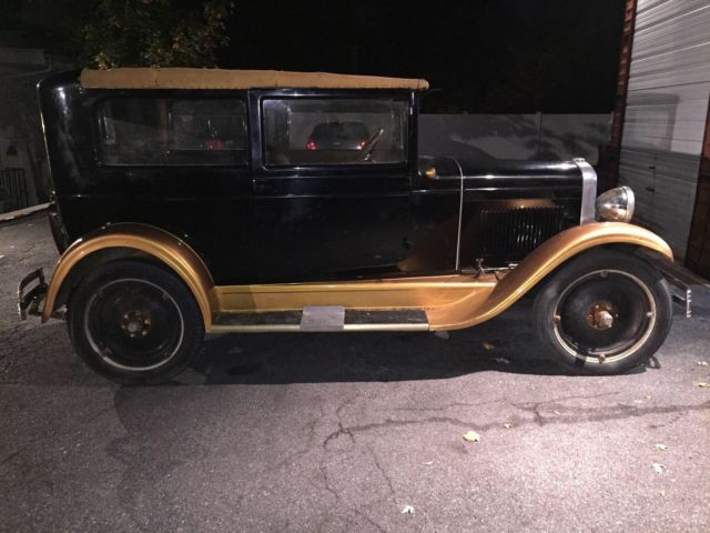 1928 chevrolet ad 2 door sedan chevy for 1928 chevrolet 2 door sedan