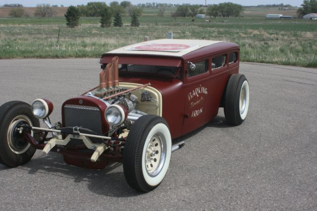 1928 Dodge Brothers Hot Rod Rat Rod Street Rod