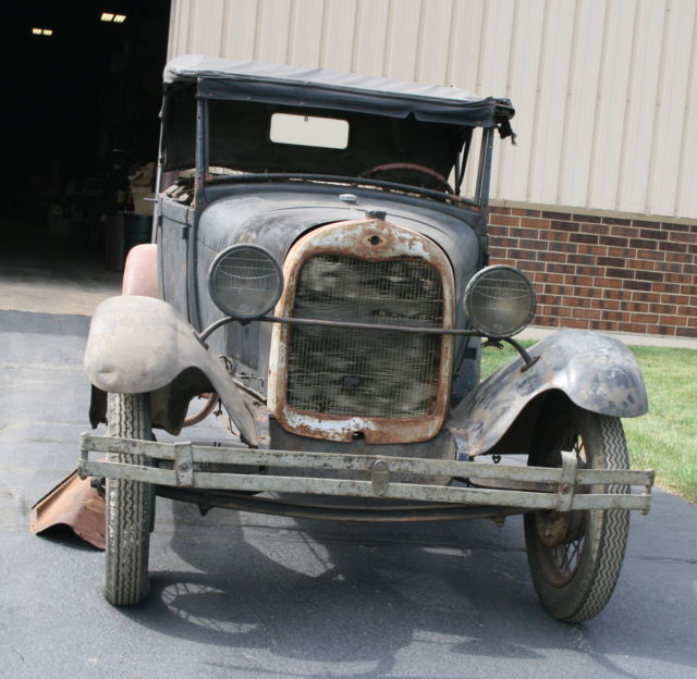 1928 ford parts