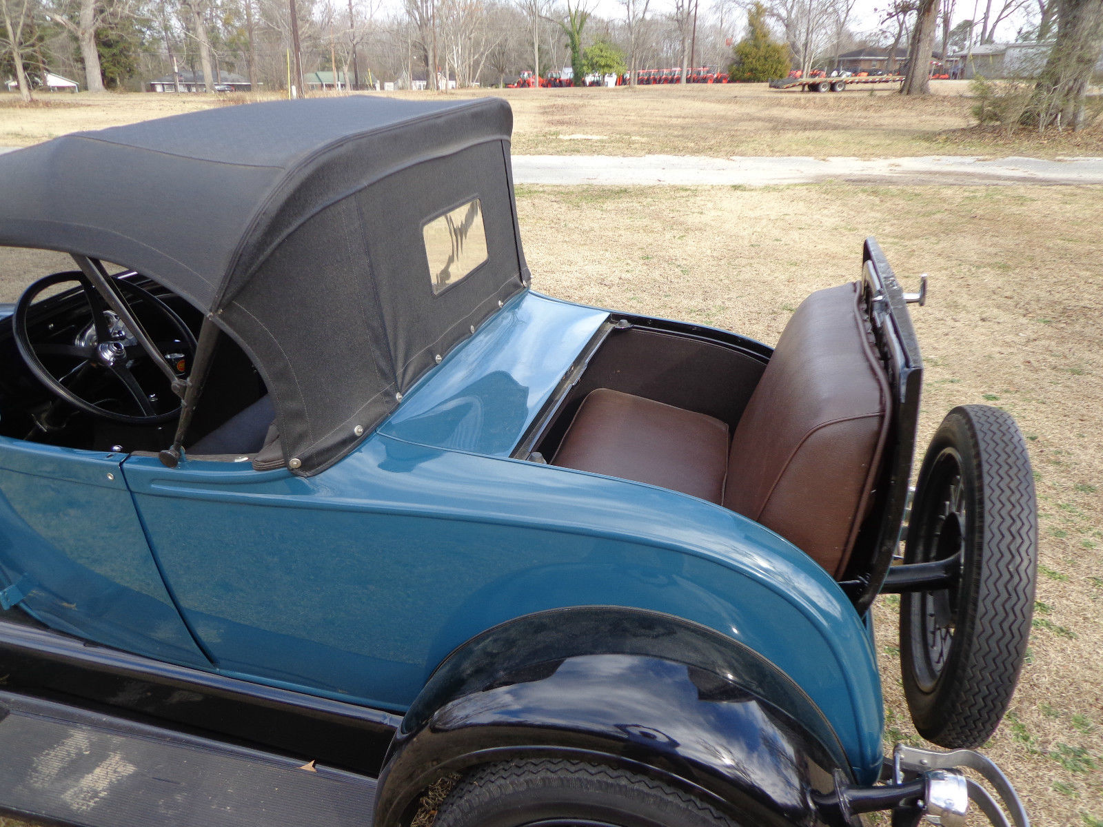 Ford Cars With Rumble Seats