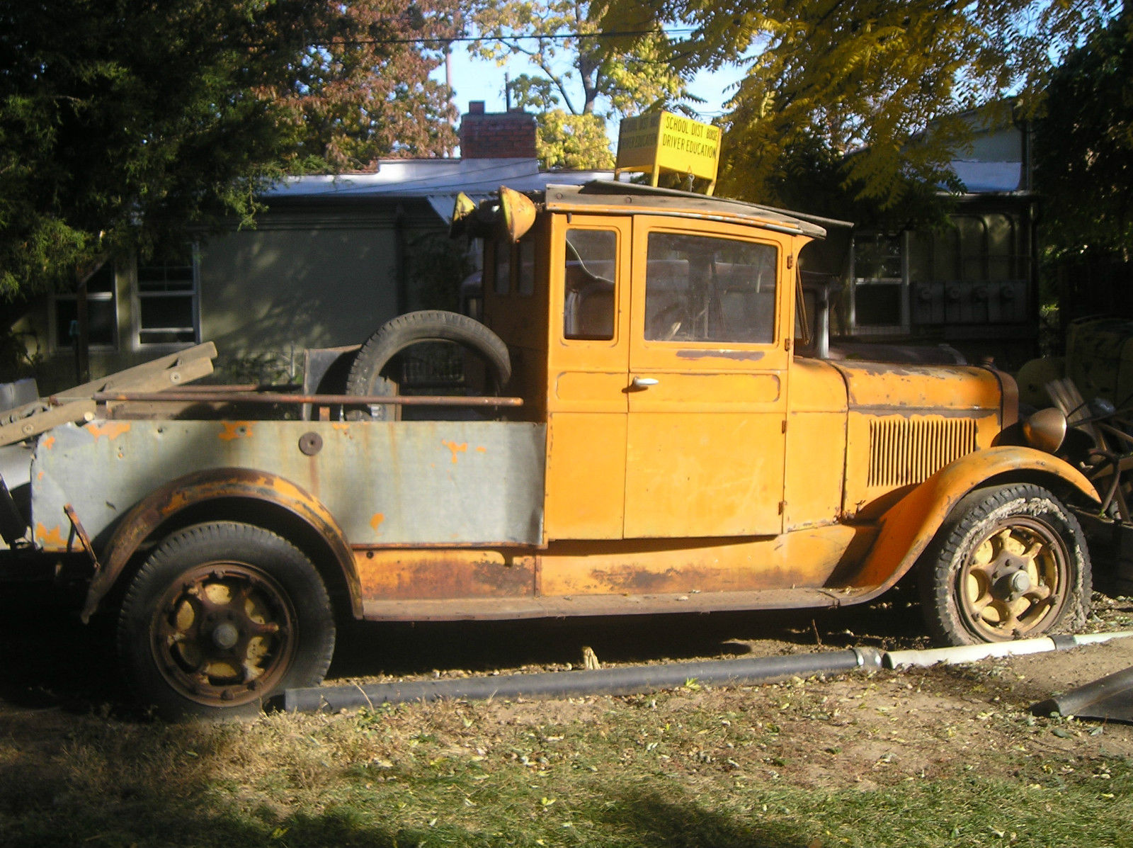 1928 graham brothers truck for sale