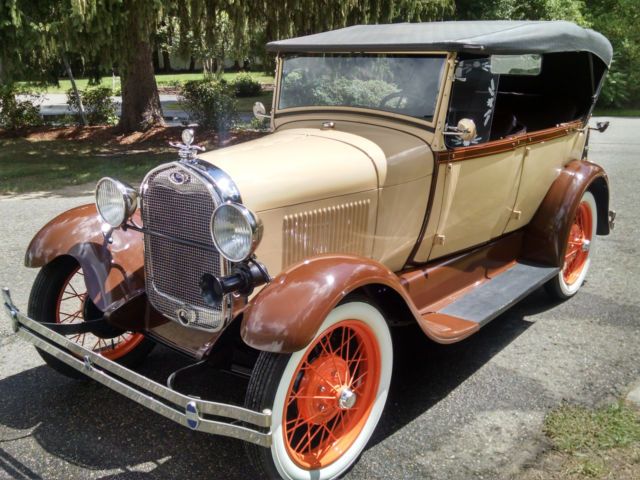 1928 model a ford phaeton four door convertible. Black Bedroom Furniture Sets. Home Design Ideas