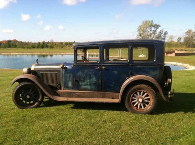 1929 dodge brothers standard 6 sedan for 1929 dodge 4 door sedan