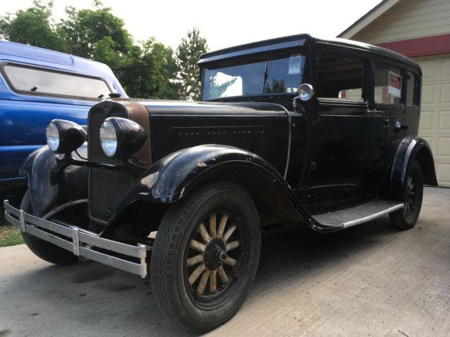 1929 dodge victory six 4 door sedan for 1929 dodge 4 door sedan