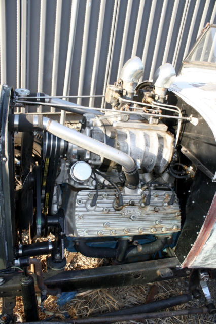 Ford Model A Roadster Blown Flathead V Sctahot Roddaily Driver