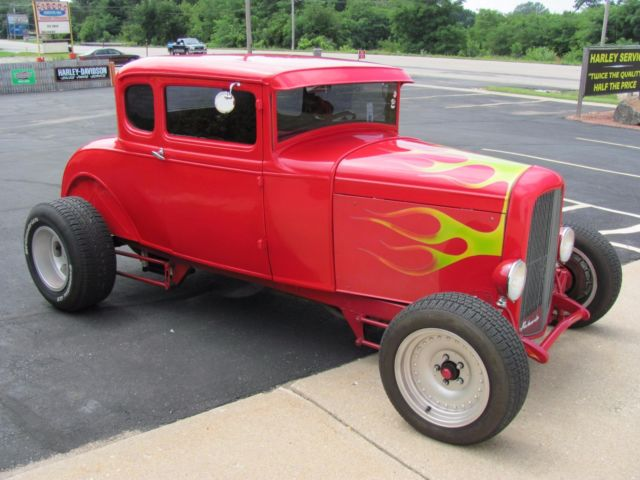 1930 ford 5 window coupe rare all ford steel 351 for 1930 ford 5 window coupe for sale
