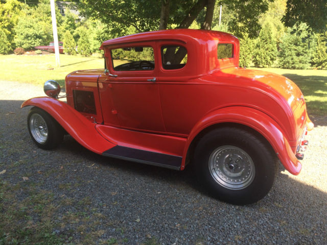 1930 ford model a 5 window coupe street rod 3 chop for 1930 model a 5 window coupe for sale