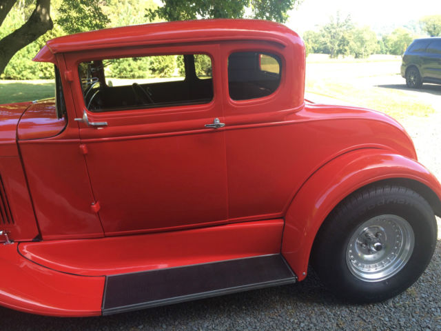 1930 ford model a 5 window coupe street rod 3 chop for 1930 ford coupe 5 window