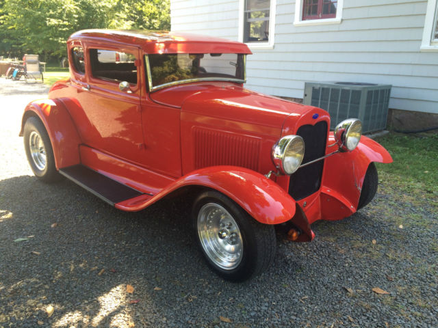 1930 ford model a 5 window coupe street rod 3 chop for 1930 ford 3 window coupe