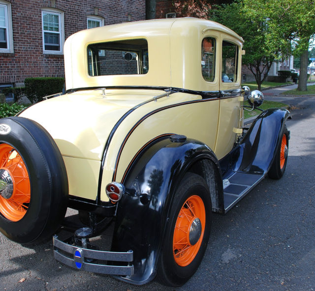 1930 ford model a coupe 5 window rumble seat coupe for 1930 model a 5 window coupe