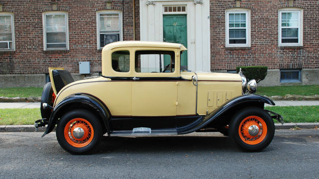 1930 ford model a coupe 5 window rumble seat coupe for 1930 ford coupe 5 window