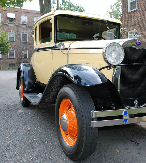 1930 ford model a coupe 5 window rumble seat coupe for 1930 model a 5 window coupe for sale