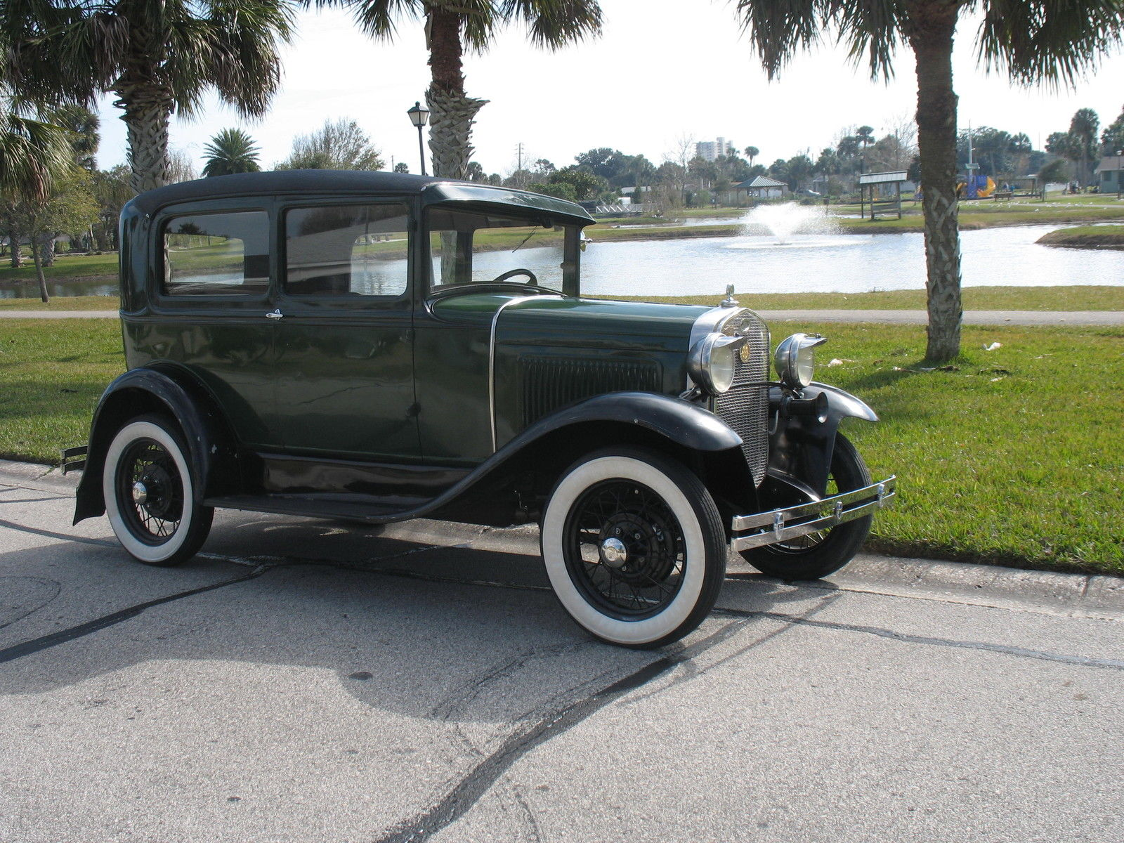 1930 model a ford 2 door sedan with a c older restoration for 1930 ford model a two door sedan