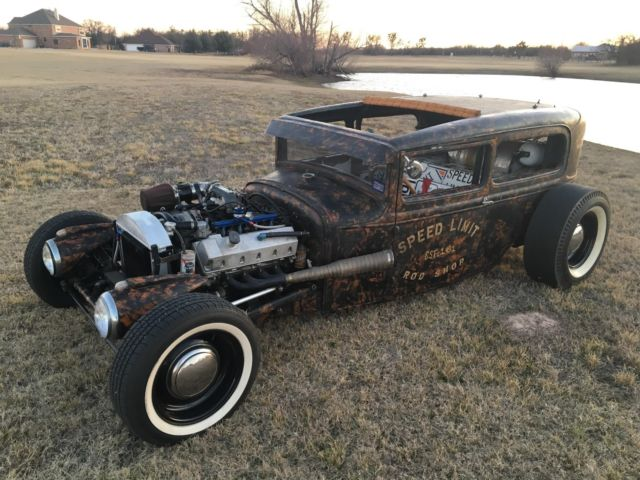 1930 model a rat rod street rod. Black Bedroom Furniture Sets. Home Design Ideas