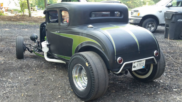 1931 chevrolet 5 window coupe rat rod old school highboy for 1931 chevy 5 window coupe