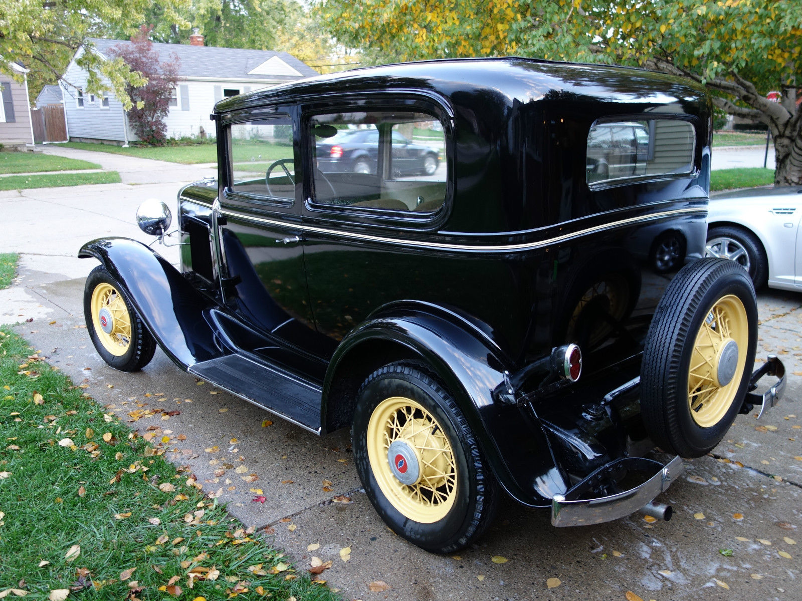 1931 chevy 2 door sedan great condition runs great rust for 1931 chevrolet 4 door sedan