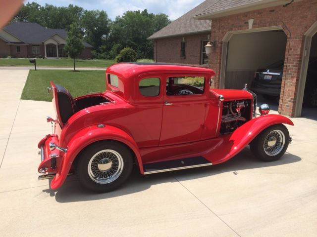 Used Cars For Sale Dayton Ohio >> 1931 Ford Model A All-Steel Chopped Coupe Restored with ...