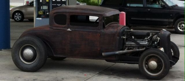 Used Cars Birmingham >> 1931 Ford Model A Coupe 5 Window Traditional Hotrod ...