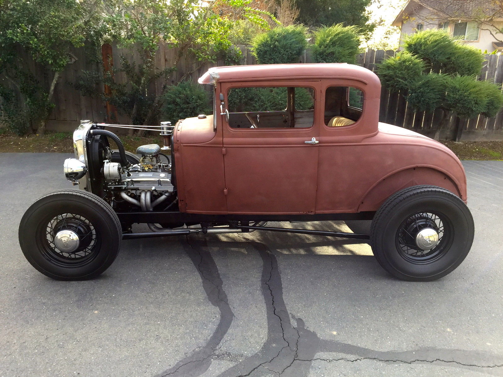 1931 Ford Model A Coupe-Hot Rod-V8 -California Car-1928 ...