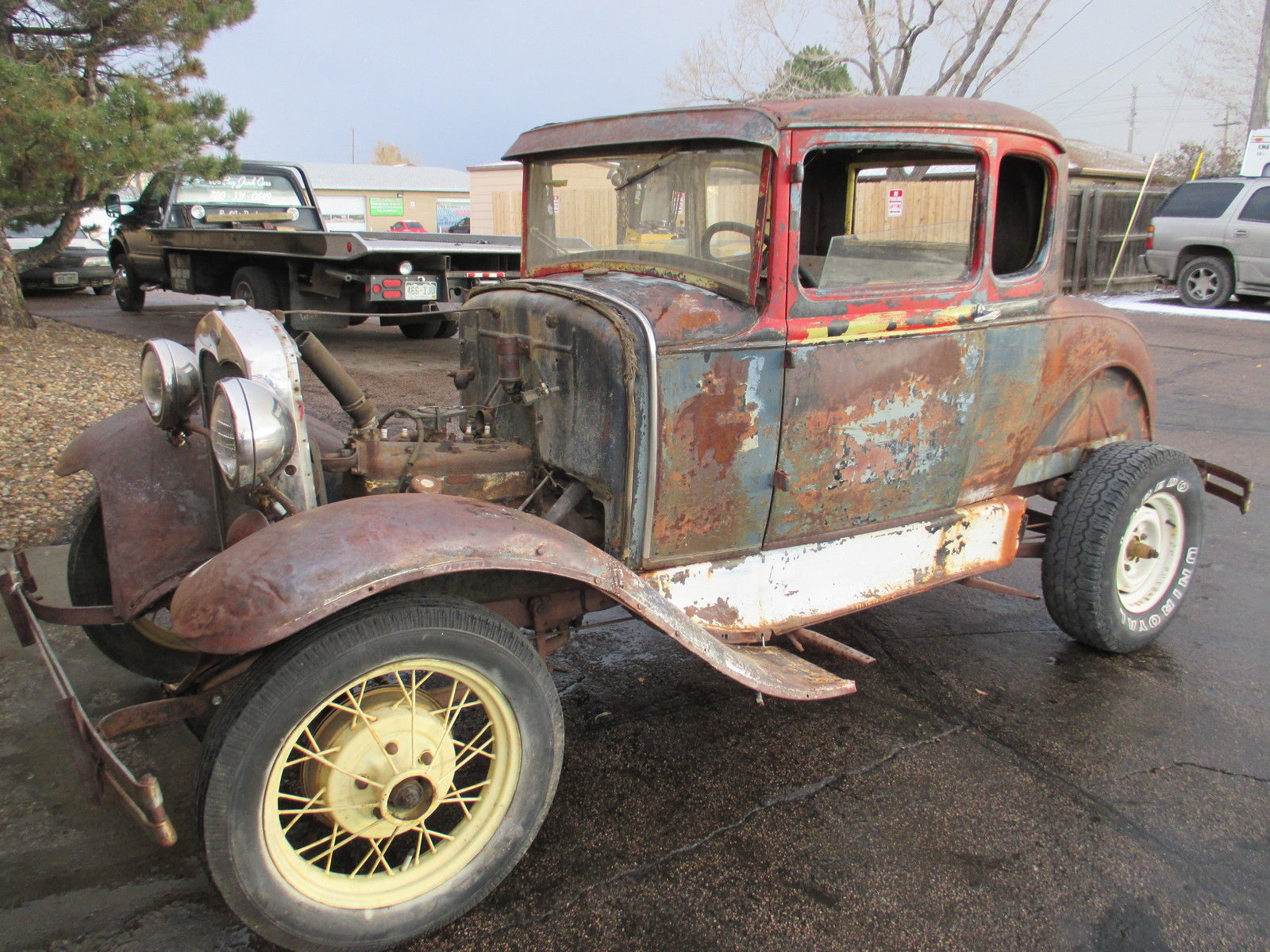 Magnificent Ford Model A Project For Sale Gallery - Classic Cars ...