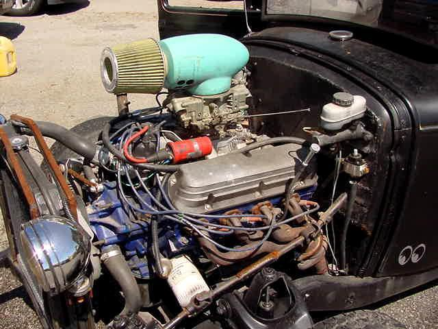 1931 FORD MODEL A COUPE STEEL BODY 351 V8 ENGINE W/ GT ...