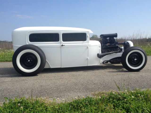 1931 Ford For Sale 1931 Ford Model A Sedan Custom Hot Rod