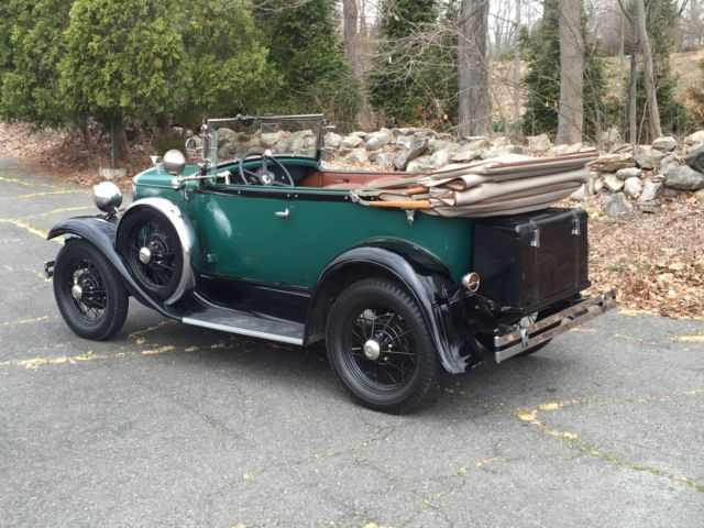 1931 model a ford deluxe 2 door phaeton 180a for 1931 ford model a 4 door for sale