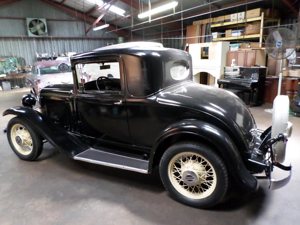 Florida Vehicle Bill Of Sale >> 1931 Plymouth Coupe