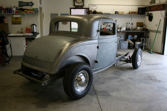 1932 ford 3 window coupe steel brookville body with for 1932 ford 5 window coupe steel body kits