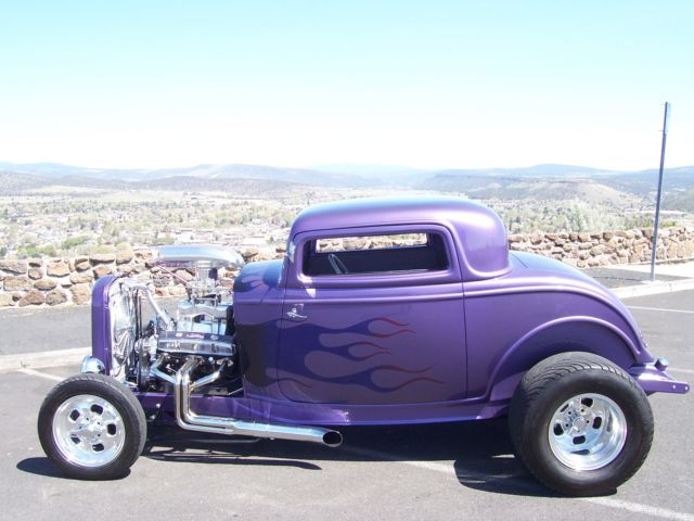 1932 ford 3 window coupe street rod hot rod 32 ford hi boy for 1932 ford 3 window coupe hot rod