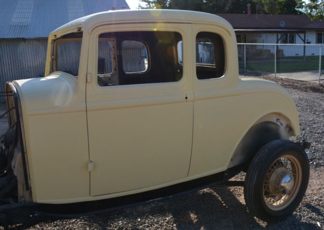 1932 ford 5 window coupe body deuce hot rod 5w for 1932 ford 5 window coupe body