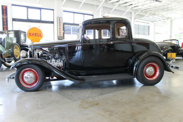1932 ford five window coupe 100 factory original steel for 1932 ford five window coupe for sale